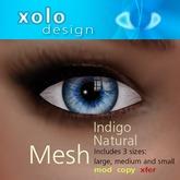 XOLO Indigo Eyes Mesh