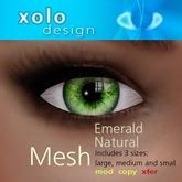 XOLO Emerald Eyes Mesh