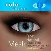 XOLO Frost Eyes Mesh