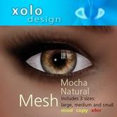 XOLO Mocha Eyes Mesh