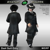 AB Zoot Suit in Mesh