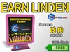 Magik Ads Adboard - Pink | Earn Lindens, paid per click!
