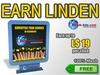 Magik Ads Adboard - Blue | Earn Lindens, paid per click!