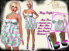 *Aly's Shop* Rosy Outfit