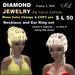 OnP Jewelry Diamond 1, D05