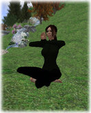Hovering Meditation Animation - Hover In Mid Air