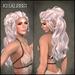 Khaleesi Hair *BLACK & WHITES* - OakLeaf Hair - rigged mesh