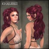 Khaleesi Hair *COLOURS* - OakLeaf Hair - rigged mesh
