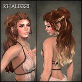 Khaleesi Hair *GINGERS* - OakLeaf Hair - rigged mesh