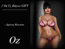 // Oz \\ BIKINI GIFT FOR WOWMEH