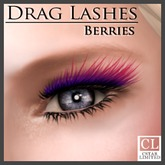 cStar Limited - Drag Lashes - Berries