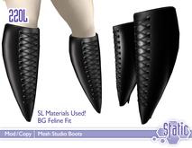 ::Static:: Studio Boots