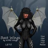 Bast Wings Fley, Flap, Color Change