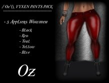 // Oz \\ VYXEN PANTS PACK