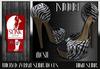 ]S]N]0]B] Wicked Zebra Slink Heels