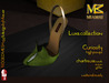 MIAMAI_Curiosity high pumps - luxe -chartreuse (SLink high)