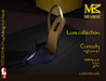 MIAMAI_Curiosity high pumps - luxe -navy (SLink high)