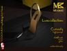 MIAMAI_Curiosity high pumps - luxe -coal (SLink high)
