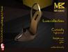 MIAMAI_Curiosity high pumps - luxe -taupe (SLink high)