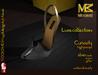 MIAMAI_Curiosity high pumps - luxe -silver (SLink high)