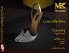 MIAMAI_Curiosity high pumps - luxe -white (SLink high)