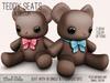 Mad Echo - Teddy Seat & Decor - Brown