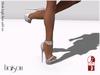 Liaison Victoria High Heel (Pearl)
