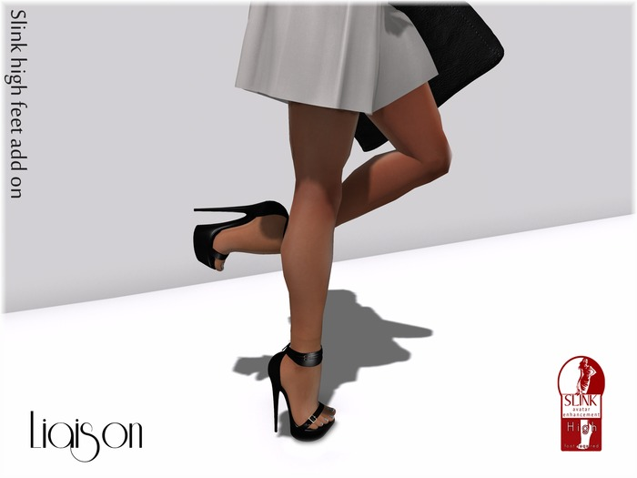 Liaison Victoria High Heel (Black)