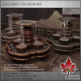 Trompe Loeil - Valiano Fountains [mesh]