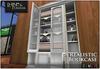 Realistic bookcase no full perm 01