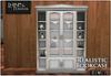 Realistic bookcase no full perm 05