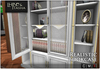 Realistic bookcase no full perm 03