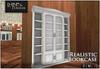 Realistic bookcase no full perm 04