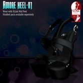 {K} Amore Heel - 1
