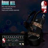 {K} Amore Heel - HUD Version