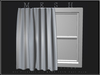 T-3D Creations [ Window with Curtain ] Regular MESH - Full Perm -