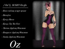 // Oz \\ SUSHY Outfit