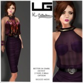 [LG]KC SP14 Better in the Dark Outfit 1