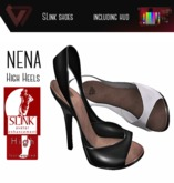 [Promo][SLink] Nena Heels with HUD (for High Feet)