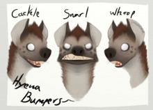 [PH] Hyena Noises - Novelty