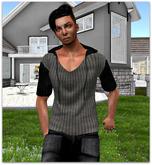 Danny knited shirt - (tm) Freeky