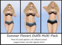 Summer Flowers multi pack