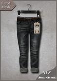RONSEM* Rollup Jeans / deep*