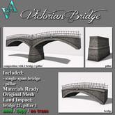 Atelier Visconti Victorian Bridge