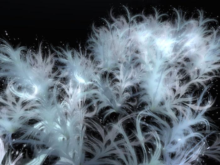 plume grass ice (fieldtype)