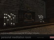 personal meditation room rezzer