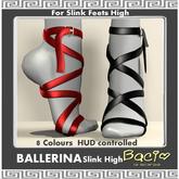 BACIO Mesh BALLERINA Slink High