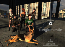 Verocity - Conglomerate Group Pose