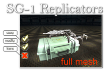 A.T.[SG-1 Replicators] BOX