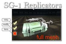SG-1 Replicators